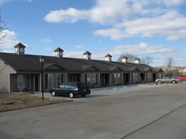 Pioneer Ridge Apartments Harrison Arkansas