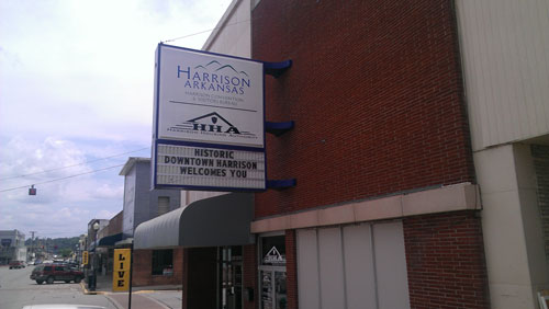 The Harrison Housing Authority Office